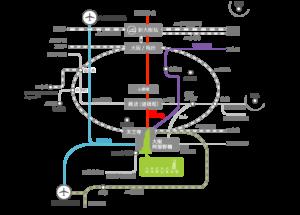 abeno-harukas-subway-map