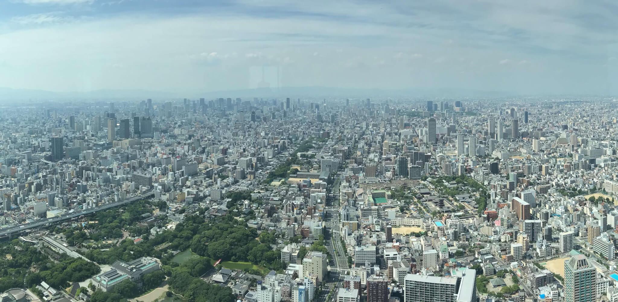 【大阪一日遊】高空體驗美景無限...