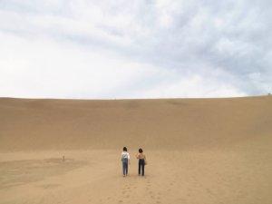 【鳥取一日遊】日本就有絕景砂,...